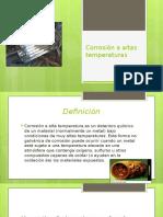 corrosion a altas temperaturas