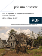 Help After Disaster Portuguese