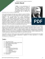 Análisis Discriminante Lineal - Wikipedia, La Enciclopedia Libre