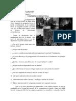 Cuestionario Corazon Delator