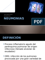 Neumonia s