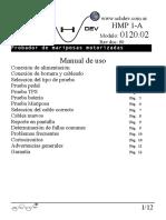Inyeccion Manual Usuario