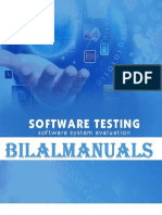 Bilal Ahmed Shaik Software Testing
