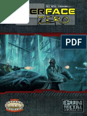 Interface Zero 2 0 - Core Rulebook   Manhattan   Space