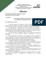 Seminário 1 (Helio de Souza Júnior)