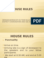 House Rules Relc