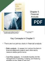 CH.5 Financial Analysis