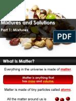 Ppoint MixturesandSolutions