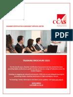 Course Brochure 2015