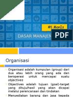 1. Dasar Manajemen