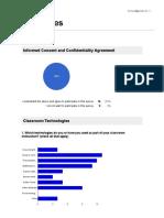 Tech Survey Graphs