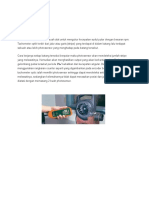 Tachometer Optik Adalah Sebuah Alat Untuk Mengukur Kecepatan Sudut Putar Dengan Besaran Rpm