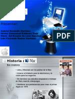 sistema operativo MAC.ppt