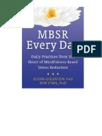 MBSR Every Day - Elisha Goldstein