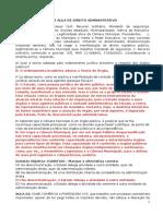 Casos concretos Direito Administrativo I.docx