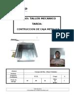 Caja Metálica Informe
