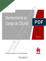 02. OBA006300 Mantenimiento en Campo VERSIÓN 1.0