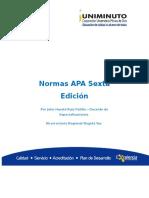 Normas Apa Sexta Edicion - Documento (2)