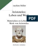 Philosophie Aristoteles