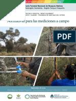Normativas Para Las Mediciones a Campo Inventario Forestal Monte Quemado