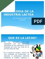 Tecnologia de La Industria Lactea