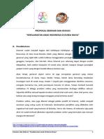 Proposal Seminar Dan Diskusi Keselamatan Anak Di Internet