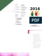Ceramah Kepimpinan Pelajar 2016