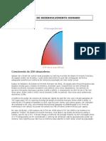 Conhecimentos Gerais e Atualidades - IDH - Índice de Desenvolvimento Humano