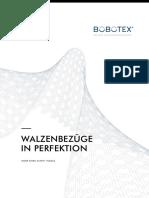 BOBOTEX Unternehmensbroschuere De