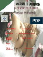 Fisiologia Del Puerperio
