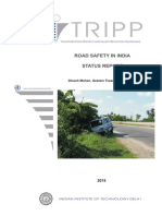 Road Safety in India Status Report