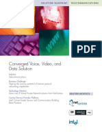 Telecom Solution for Converged Voice,Video,Datasolutions