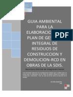 (28022014)Guia Ambiental Para La Elaboracion Plan de Gestion Integral