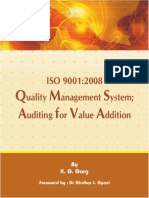 QMS-Auditing for Value Addition.co.