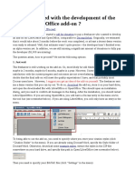 Docear Integration With Libreoffice