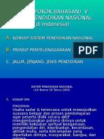 5_Sistem Pendidikan Nasional