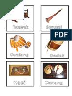 alat muzik tradisional