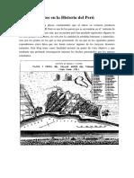 Historia de Los Sismos en El Peru