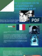 Leyes de Delitos Informaticos en El Mundo