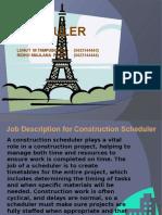Scheduler Presentation