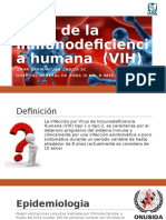 Virus de La Inmunodeficiencia Humana VIH