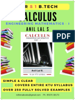Calculus by Anil Lal S.
