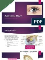 Anatomi Mata Nadira