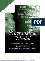 G1 B1 W V12 Programacao Mental Como Controlar Sua Mente e Transformar Sua Vida