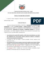 Edital 521 Distribuicao e Conv Prof 2016 Colombo