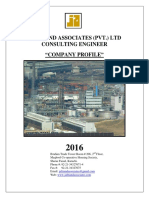 Jafri and Associates Private Limited Company Profile