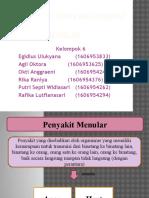 PPT5 Penyakit Menular Daskesmas2016 G402 Kelompok6