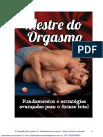 G2 P1 W V12 Mestre Do Orgasmo Fundamentos e Estrategias Avancadas Para o Extase Total