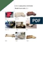 Sofa  3+2+1 ruang tamu minimalis.docx