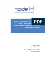 White Paper - Mobility Robustness Optimisation for Enterprise Small Cells